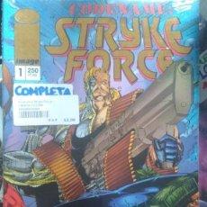 Cómics: STRYKE FORCE COMPLETA #. Lote 209965915