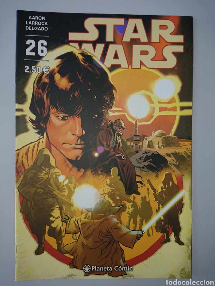 STAR WARS 26, PLANETA COMIC 2017 (Tebeos y Comics - Planeta)