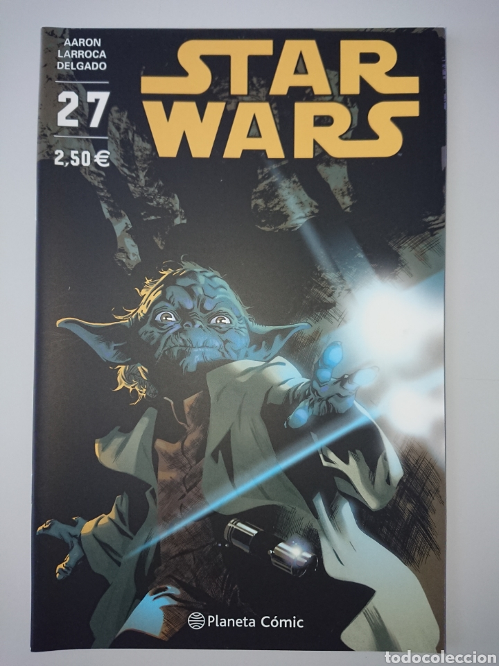 STAR WARS 27, PLANETA COMIC 2017 (Tebeos y Comics - Planeta)