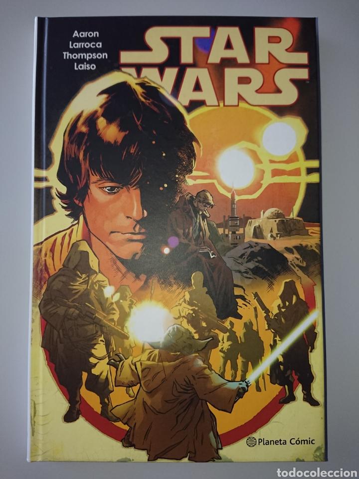 STAR WARS, TOMO RECOPILATORIO 5 (NÚMEROS 26 AL 30 Y ANUAL 2) EN TAPA DURA, PLANETA CÓMIC 2018 (Tebeos y Comics - Planeta)