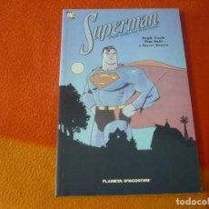 Cómics: SUPERMAN PARA TODAS LAS ESTACIONES ¡COMPLETA! ( LOEB SALE ) ¡MUY BUEN ESTADO! PLANETA DC. Lote 210112130