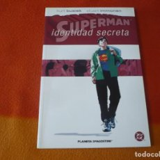 Cómics: SUPERMAN IDENTIDAD SECRETA ( BUSIEK IMMONEN ) ¡MUY BUEN ESTADO! PLANETA DC 2005. Lote 210112240