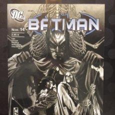 Cómics: BATMAN VOL.2 N.14 CONFIANZA PARTE II CÓMICS ECC EDICIONES ( 2007/2012 ).. Lote 210118810