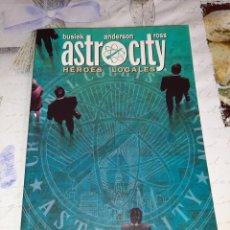 Cómics: ASTRO CITY HÉROES LOCALES PLANETA DEAGOSTINI. Lote 210479102