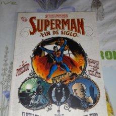 Cómics: SUPERMAN FIN DE SIGLO PLANETA DEAGOSTINI. Lote 210479317
