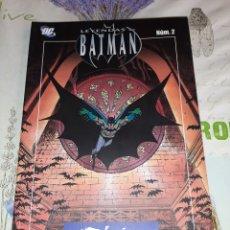 Cómics: LEYENDAS DE BATMAN N°2 GÓTICO PLANETA DEAGOSTINI. Lote 210481635