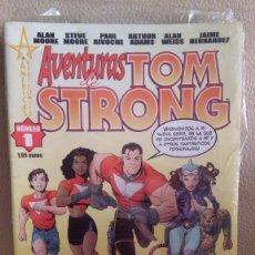 Cómics: AVENTURAS DE TOM STRONG VOLUMEN 2 COMPLETA. Lote 210482458