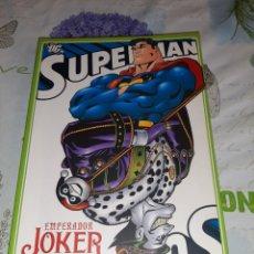 Cómics: SUPERMAN EMPERADOR JOKER PLANETA DEAGOSTINI. Lote 210483971