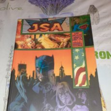 Cómics: JSA LOS ARCHIVOS DE LA LIBERTAD PLANETA DEAGOSTINI. Lote 210484233