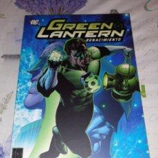 Cómics: GREEN LANTERN RENACIMIENTO PLANETA DEAGOSTINI. Lote 210485848