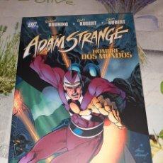 Cómics: ADAM STRANGE EL HOMBRE DE DOS MUNDOS PLANETA DEAGOSTINI. Lote 210486770