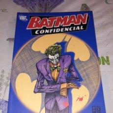 Cómics: BATMAN CONFIDENCIAL 2 AMANTES Y LUNATICOS. Lote 210487368