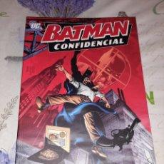 Cómics: BATMAN CONFIDENCIAL 3 HIJO DE LA IRA. Lote 210487647