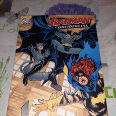 Cómics: BATMAN CONFIDENCIAL 4 LA GATA Y EL MURCIELAGO. Lote 210487946