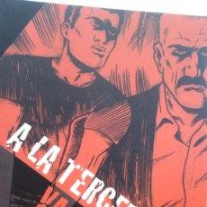Cómics: A LA TERCERA VA LA VENCIDA. Lote 210521928