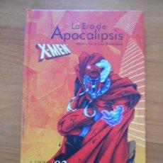 Cómics: X-MEN - LA ERA DE APOCALIPSIS Nº 3 - Nº 03 - MARVEL - PLANETA - TAPA DURA (BT). Lote 210840011
