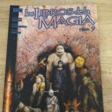 Cómics: LOS LIBROS DE LA MAGIA VOL. 9 ED. PLANETA. Lote 210961645