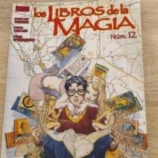 Cómics: LOS LIBROS DE LA MAGIA VOL. 12 ED. PLANETA. Lote 210961742