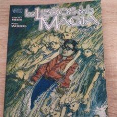 Cómics: LOS LIBROS DE LA MAGIA VOL. 14 ED. PLANETA. Lote 210961792