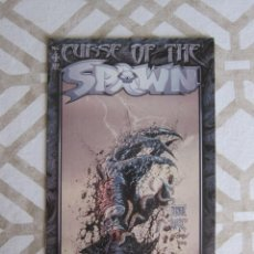 Cómics: CURSE OF THE SPAWN - Nº 1, 2, 3 Y 4 - TODD MCFARLANE. Lote 211276701