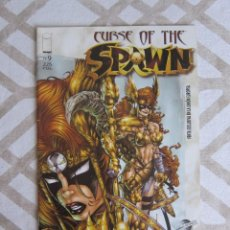 Cómics: CURSE OF THE SPAWN - Nº 5, 6, 7, 8 Y 9 - TODD MCFARLANE. Lote 211277066