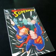 Cómics: MUY BUEN ESTADO SUPERMAN 11 PLANETA. Lote 211760227