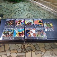 Cómics: LOTE DE 9 CÓMIC DE X-MEN PATRULLA X PLANETA. Lote 211861617