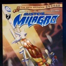 Cómics: LOS SIETE SOLDADOS DE LA VICTORIA 7. MISTER MILAGRO. Lote 211870368