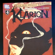 Cómics: LOS SIETE SOLDADOS DE LA VICTORIA 4: KLARION. Lote 211871030