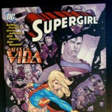 Cómics: SUPERGIRL 7: ASI ES LA VIDA. Lote 211875071
