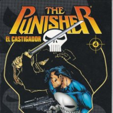Cómics: THE PUNISHER EL CASTIGADOR Nº 4. Lote 211995098