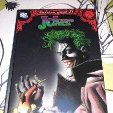Cómics: BATMAN ARKHAM N°1 JOKER PLANETA DEAGOSTINI. Lote 212213788