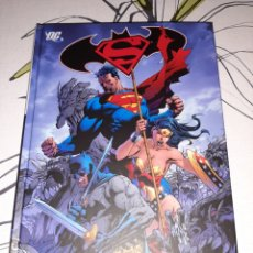 Cómics: SUPERMAN BATMAN APOCALIPSIS PLANETA DEAGOSTINI. Lote 212214262
