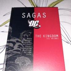 Cómics: SAGAS DC N°10 THE KINGDOM EL REINO PLANETA DEAGOSTINI. Lote 212215246