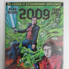 Cómics: THE LEAGUE OF EXTRAORDINARY GENTLEMEN. CENTURY 2009 - ALAN MOORE, KEVIN O'NEILL - PLANETA CÓMIC. Lote 212672485