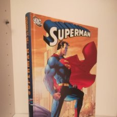Cómics: SUPERMAN POR EL MAÑANA JIM LEE NORMA EDITORIAL. Lote 212905250