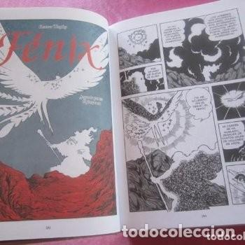 Cómics: FENIX FUTURO 2 TEZUKA 303 PAGINAS PLANETA - Foto 5 - 213354651