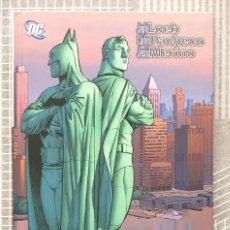 Cómics: SUPERMAN / BATMAN. PODER ABSOLUTO DE JEPH LOEB Y CARLOS PACHECO. PLANETA 2011. Lote 213940161