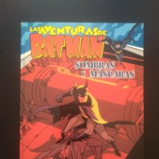 Cómics: LAS AVENTURAS DE BATMAN Nº 2: SOMBRAS Y MÁSCARAS. Lote 213973307