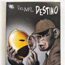 Cómics: EL YELMO DEL DESTINO ~ DC /PLANETA (2008). Lote 213979157