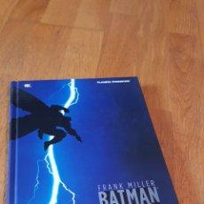 Comics: BATMAN. EL REGRESO DEL CABALLERO OSCURO DE FRANK MILLER. EDICIÓN ABSOLUTE DE PLANETA DE AGOSTINI. Lote 214082852