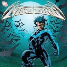 Cómics: NIGHTWING Nº1: UN CABALLERO EN BLUDHAVEN. Lote 214186678