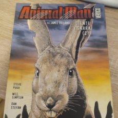 Cómics: ANIMAL MAN DIENTE Y GARRA ED PLANETA. Lote 214380315