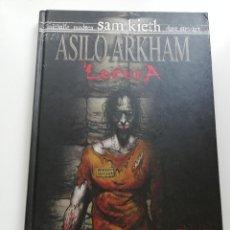 Cómics: ASILO ARKHAM: LOCURA (GUIÓN Y DIBUJO DE SAM KIETH). Lote 214910987