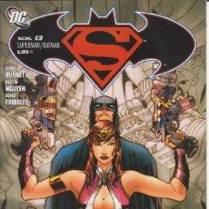 Cómics: CÓMIC SUPERMÁN & BATMAN Nº 13 ( Nº 40 USA ) ED. PLANETA. 2008. Lote 215722945