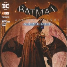 "Cómics: CÓMIC BATMAN ARKHAM KNIGHT"" GÉNESIS "" Nº 6 ED. PLANETA. Lote 215730442"