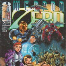 Cómics: CÓMIC WEAPON ZERO Nº 2 ED. PLANETA / IMAGE 1997. Lote 215798167