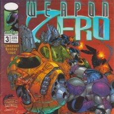 Cómics: CÓMIC WEAPON ZERO Nº 3 ED. PLANETA / IMAGE 1997. Lote 215798280