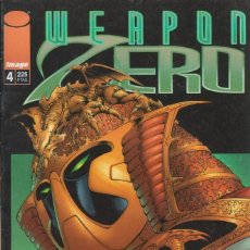 Cómics: CÓMIC WEAPON ZERO Nº 4 ED. PLANETA / IMAGE 1997. Lote 215798356