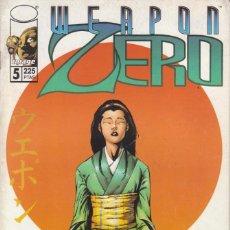 Cómics: CÓMIC WEAPON ZERO Nº 5 ED. PLANETA / IMAGE 1997. Lote 215798450